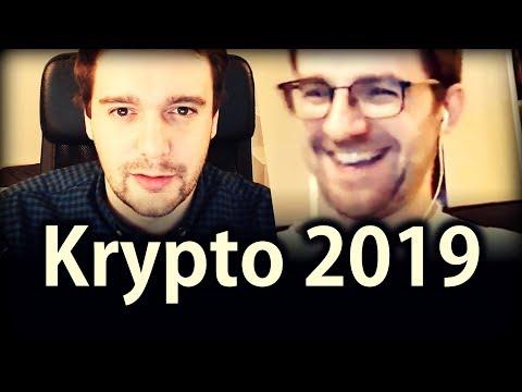 Ausblick auf die Kryptowährungs-Entwicklungen 2019