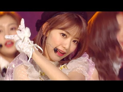 IZONE - La Vie En Rose [SBS Inkigayo Ep 981]