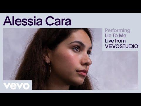 Alessia Cara - Lie To Me (Live Performance) | Vevo