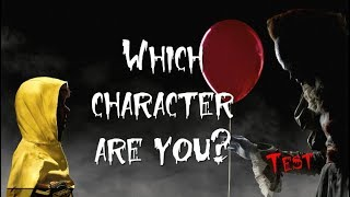 Which IT character are you?