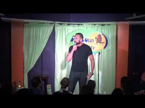 Mark Hatfield at Absolute Comedy July 18, 2016