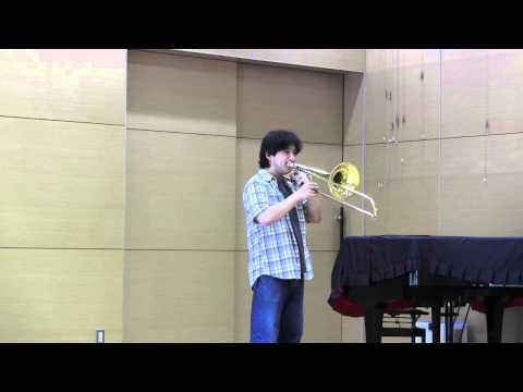 ガブリエルのオーボエ[Gabriel's Oboe:Trombone]