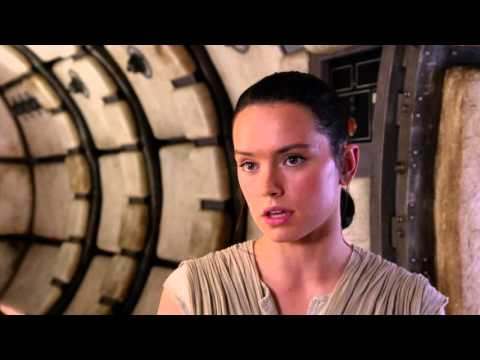 Star Wars: The Force Awakens - Daisy and John in Action | Official HD from YouTube · Duration:  1 minutes 26 seconds