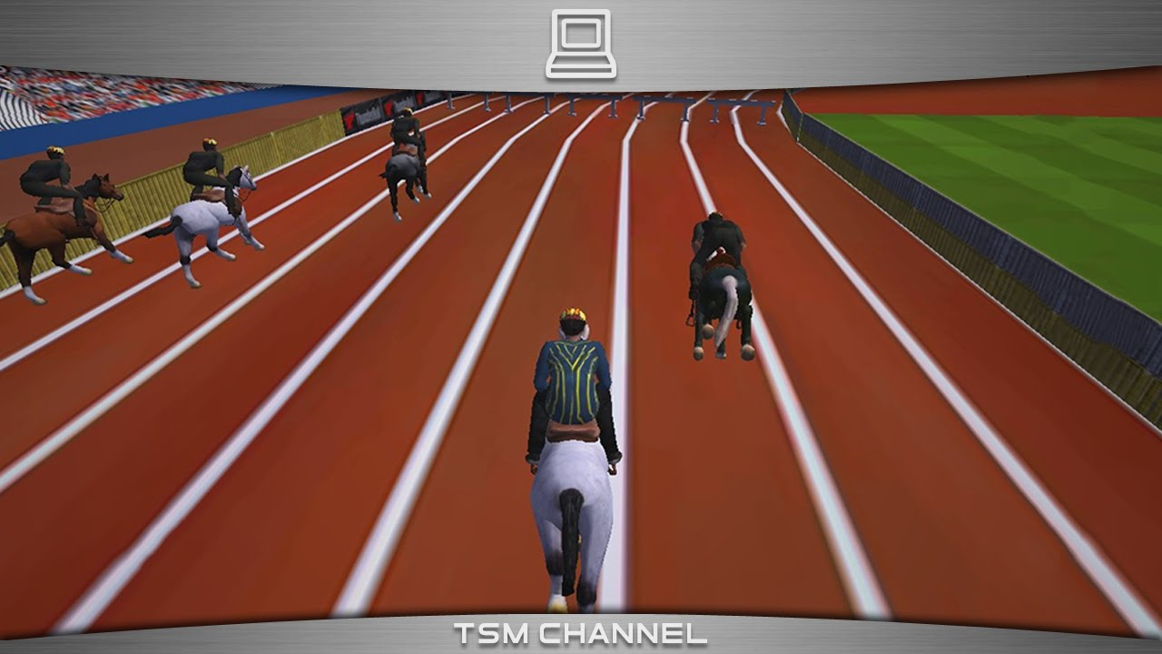 Horse Racing 3d Horse Game Youtube