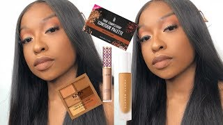 Soft Glam Makeup | Makeup for Black Women | Lovevinni_