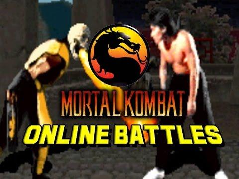 CLASSIC MK ONLINE: Mortal Kombat MK Legacy Part 10