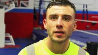 Ryan Doyle Interview - English title and redemption in mind
