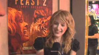 Feast 2: Sloppy Seconds - Comic-Con 2008 Exclusive: Jenny Wade