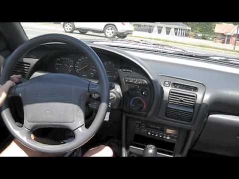 1991 Toyota Celica Convertible
