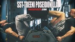 SST-treeni Poseidonilla