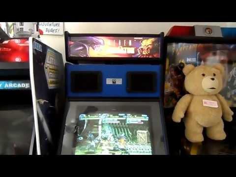 My Alien vs Predator Arcade Cabinet