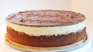Donauwelle Pastası Tarifi / Vişneli Pudingli Pasta