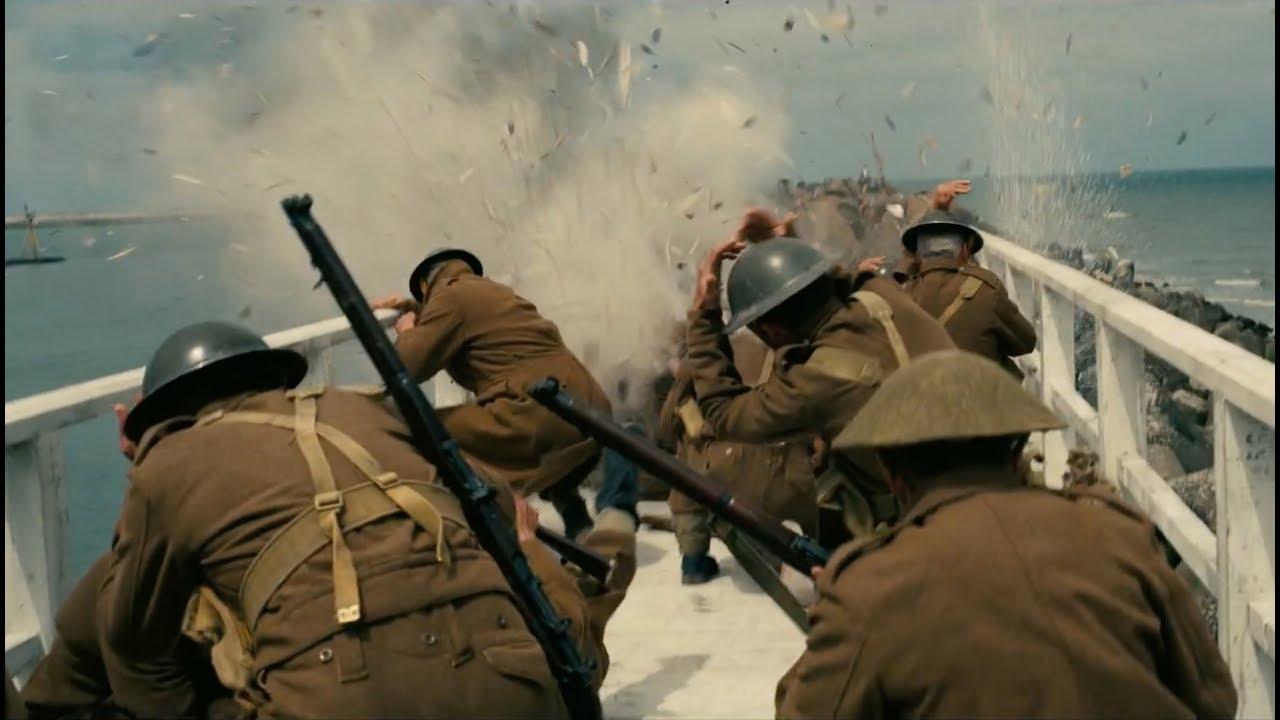 Dunkirk 2017 Stuka Bombing Scene 1080p Imax Hd Youtube