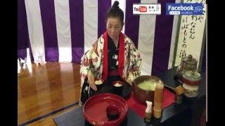 沖縄の建築屋が「琉球ブクブク茶」を体験します(^o^)