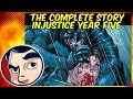 Injustice Year 5 PT3 Quot The Death Of Quot Complete Story mp3