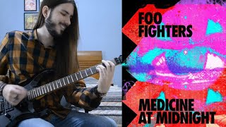 Foo Fighters - Love Dies Young (Guitar cover) (both guitars)