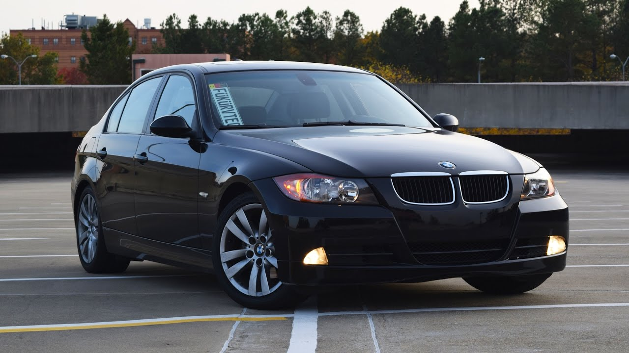 2006 bmw 325i review