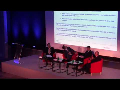 Panel II | Missile Defence systems over the world – what can we learn?