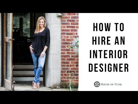 How To Hire An Interior Designer