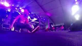 Freak N Stylz Crew Perfoming Fo Close UP First Move Party 2015 India Tour