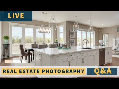 Interior HDR Presets And Blending Flash Shots With Natural Light - Real Estate Photography Q&A