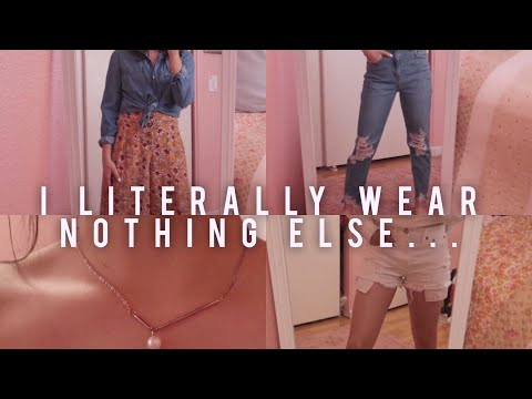 MY CURRENT FAVE CLOSET ITEMS | ITSSMARE