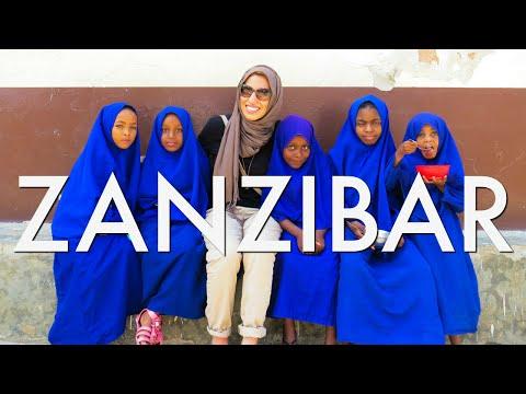HH Around the World - Zanzibar, Tanzania - Stone Town, Diamonds Star of the East - Haute Hijab