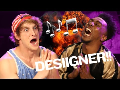 Thumbnail: DESIIGNER AND I ARE, LIKE, THE BEST SONG WRITERS EVER!