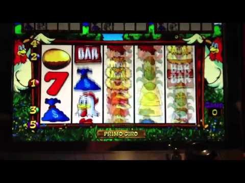 Slot machine galline dalle uova d oro