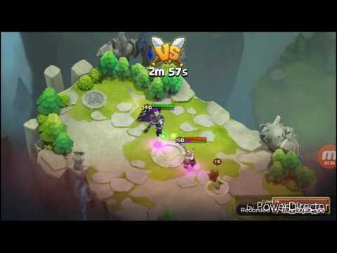 Castle Clash Torch Battle!!