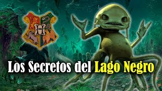 Los secretos del Lago Negro de Hogwarts
