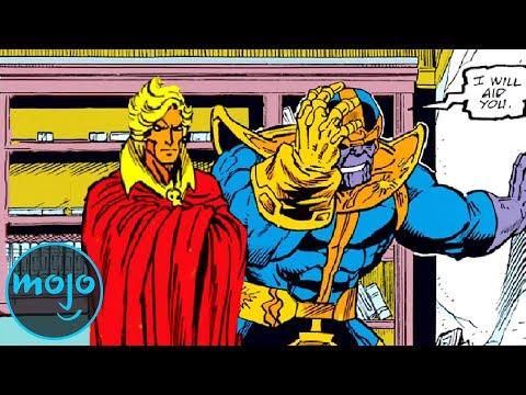 Top 10 Epic Superhero and Villain Team-ups