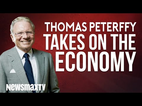 Thomas Peterffy CEO of Interactive Brokers Takes on the Economy