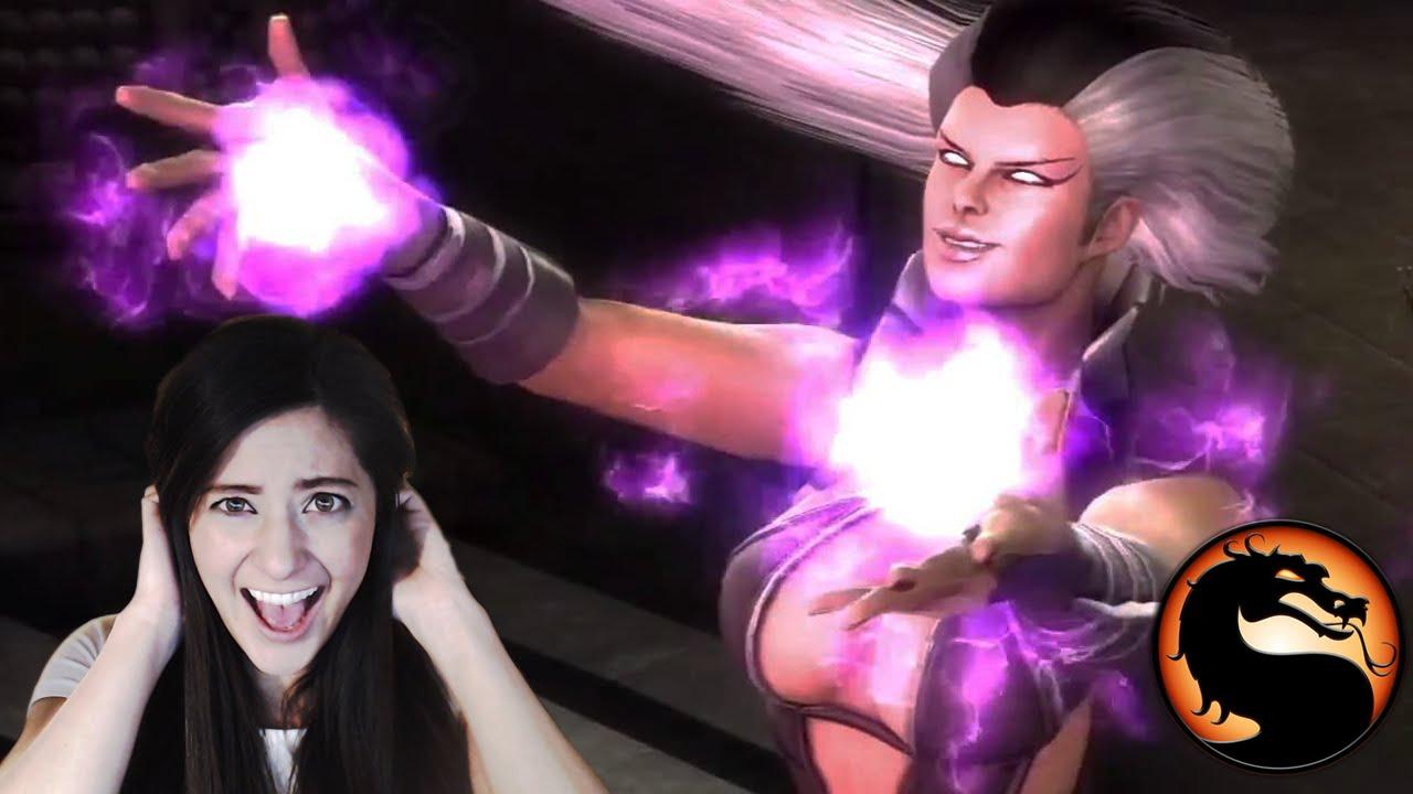Mortal Kombat 9 Gameplay - Chapter 15 - Nightwolf vs ...