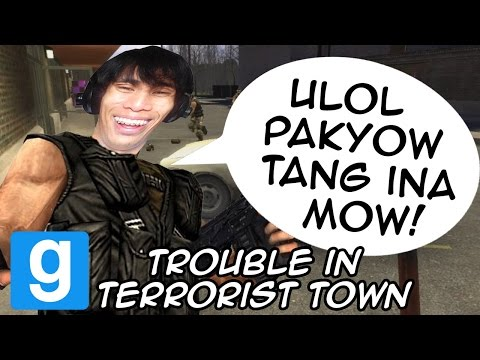 Thumbnail: Peenoise Play GMOD - Trouble in Terrorist Town ft GLOCO and friends