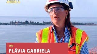 AMAR ANGOLA - COM: FLÁVIA GABRIELA