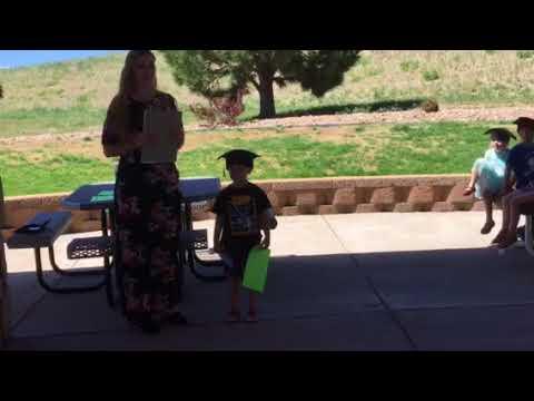 Blaise Preschool graduation
