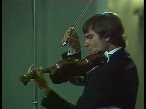 Viktor Tretyakov plays Sibelius Violin Concerto, op. 47 - video 1980