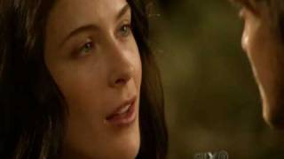 Richard and Kahlan Kiss - Love Scene from Legend of the Seeker - Season 2, Episode 4, Touched
