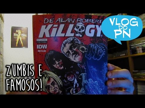 KILLOGY! Pra quem curte zumbis!  Vlog do PN70