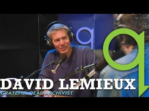 David Lemeiux - The Grateful Dead had a 'run away to the circus' vibe