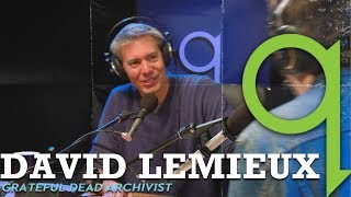 David Lemeiux The Grateful Dead had a 39 run away to the circus 39 vibe