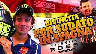 Valentino Rossi - The Game: Rivincita per Sudato in Spagna?