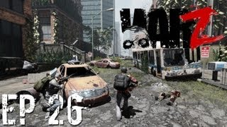 The War Z - 4v5, Giving Chase! | WarZ Gameplay