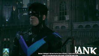 Batman: Arkham Knight - Meeting Nightwing