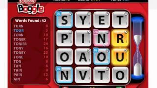 3158 in Scrabble Boggle (WorldWinner)