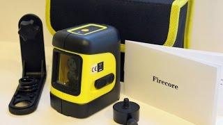 Автоматический лазерный уровень Firecore F112R(Ссылка на проверенного продавца: http://ali.ski/c3h4jb Как купить со СКИДКОЙ смотрите ниже... Недорогой и качественны..., 2016-12-05T09:33:38.000Z)