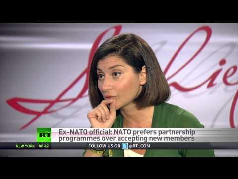 Ex-NATO official: False hopes for Ukraine, no bloc membership for it