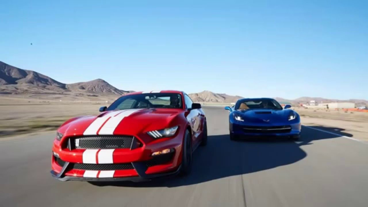 2016 Chevrolet Corvette Stingray Z51 Vs