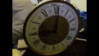 West Germany Wall Clock